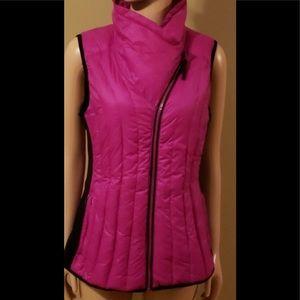 SzM Calvin Klein down feather layer vest
